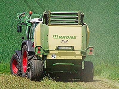 Landwirtschaftliche Lohnarbeiten