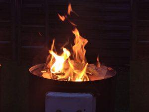 Regionales Feuerholz